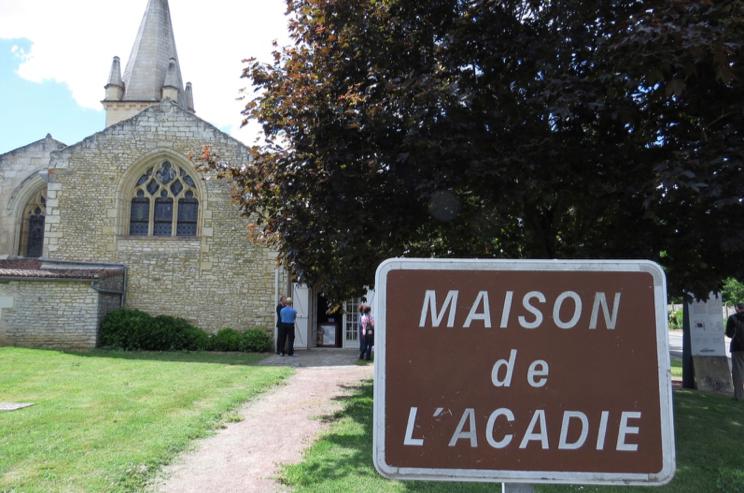 Acadian Heritage Tour de France - Consulat Général de France à la ...