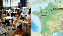 Start a partnership with a High School in France!