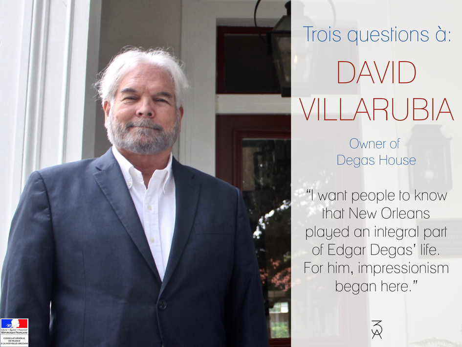 Trois Questions A: David Villarubia - JPEG